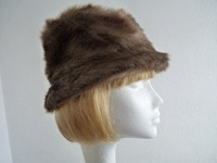 Failsworth Millinery Ladies hat Chocolate Brown
